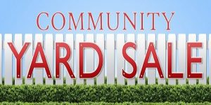 2018 Fall Town Center Community Yard Sale @ Vantage Point Park | Columbia | Maryland | United States
